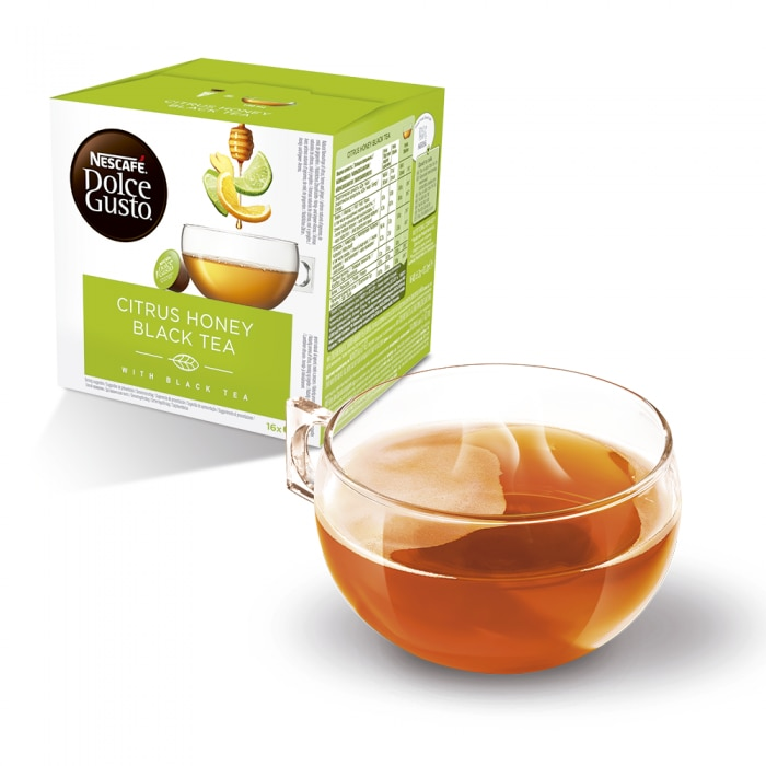 Citrus Honey Black Tea NESCAFÉ® Dolce Gusto®