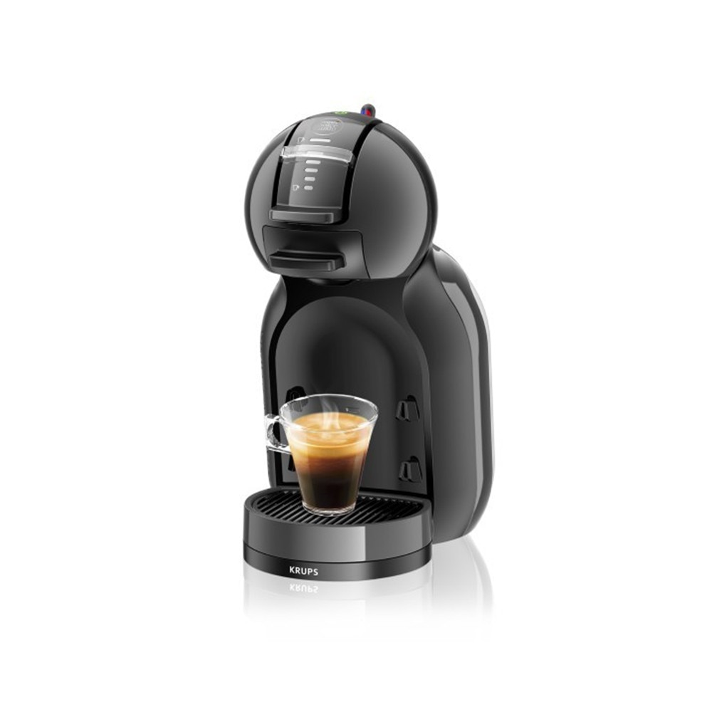 mini me cafetera de c psulas negra krups nescaf dolce gusto. Black Bedroom Furniture Sets. Home Design Ideas