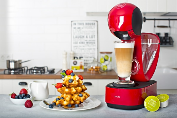 Cafetera manual INFINISSIMA Dolce Gusto